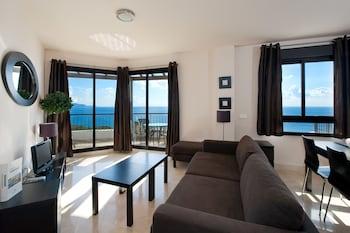 Comfort Apart Daire, 1 Yatak Odası, Denize Bakan