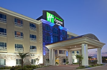 Hotel - Holiday Inn Express Hotel & Suites - Houston Space Center