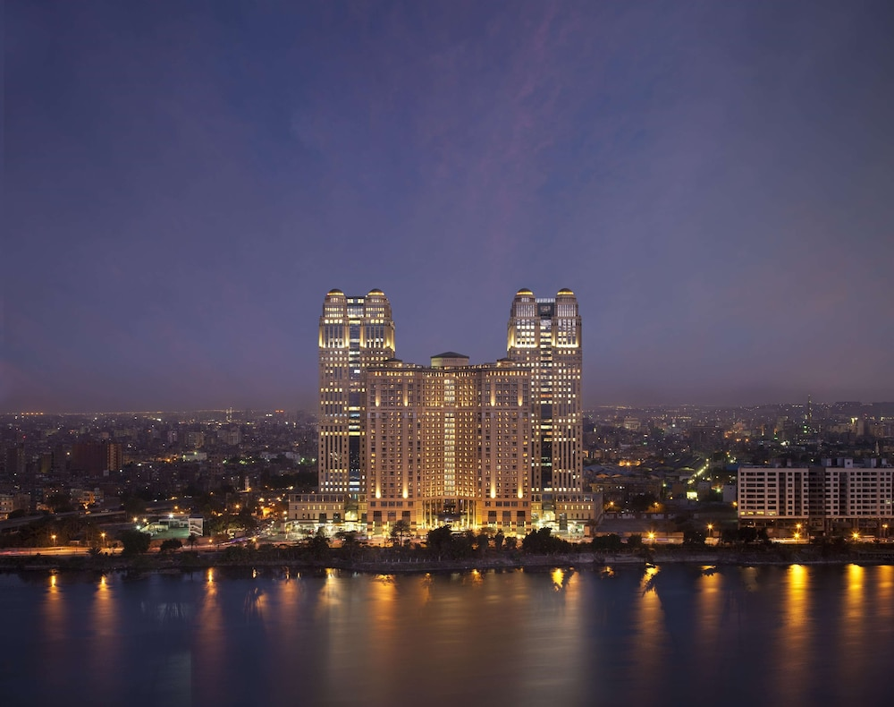 Fairmont Nile City, Cairo, Featured Image