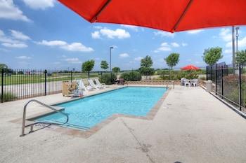 德克薩斯羅阿諾克 - 北湖賽道 6 號汽車旅館 Motel 6 Roanoke, TX - Northlake - Speedway