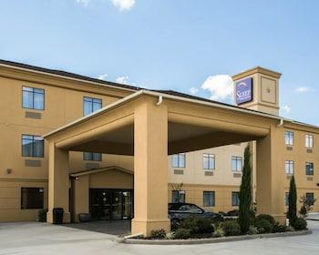 Hotel - Sleep Inn & Suites Highway 290/NW Freeway