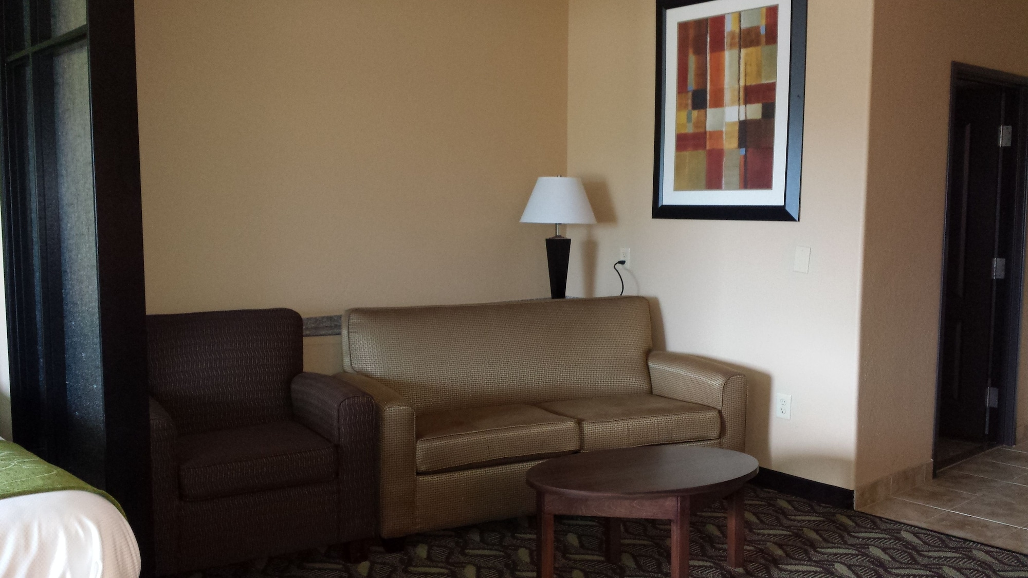 Comfort Suites Jewett, Leon