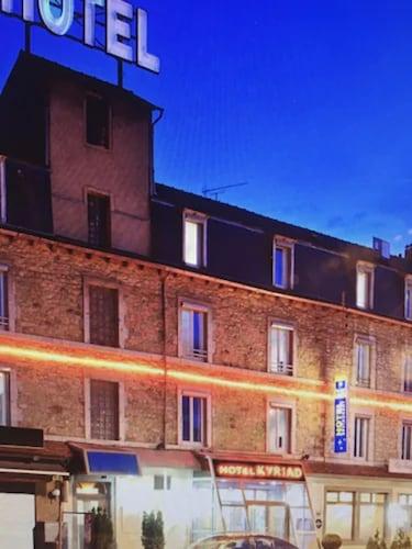 . Hotel Kyriad Rodez