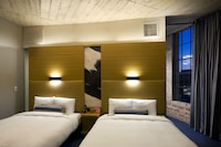 Traditional Room, 2 Queen Beds at Aloft Dallas Downtown in Dallas