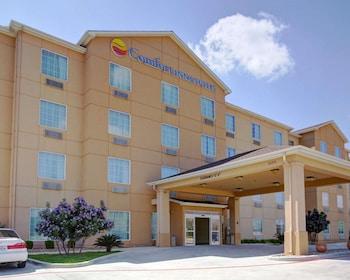 塞爾馬魯道夫 AFB 附近凱富套房飯店 Comfort Inn & Suites Selma near Randolph AFB