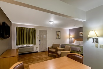 Hotel - Studio 6 Lubbock - Medical Center