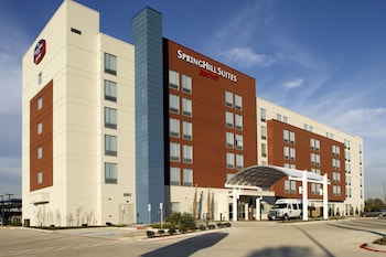 Hotel - SpringHill Suites by Marriott Houston Intercontinental Arprt