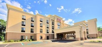 北帕西帕尼歡朋套房飯店 Hampton Inn and Suites Parsippany/North