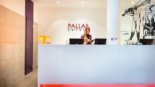 Art hotel Pallas by Tartuhotels, Tartu