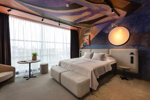 . Art hotel Pallas by Tartuhotels