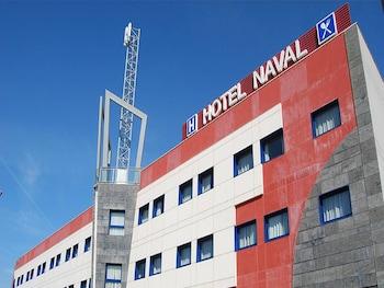 Hotel Sercotel Naval - Aerial View  - #0
