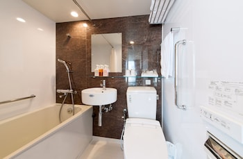 Hotel Sunlite Shinjuku - Bathroom  - #0
