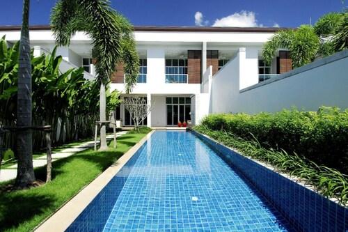 Two Villas Holiday Oxygen Style Bangtao Beach, Thalang