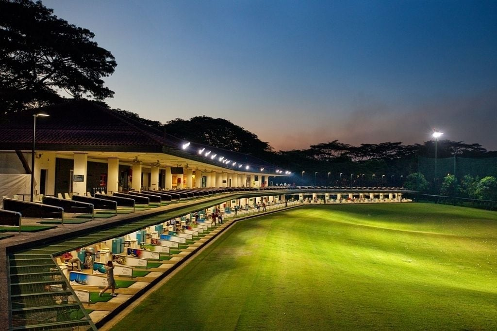 Orchid Country Club, Yishun