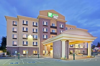 北西雅圖林伍德假日智選套房飯店 Holiday Inn Express & Suites Seattle North - Lynnwood, an IHG Hotel