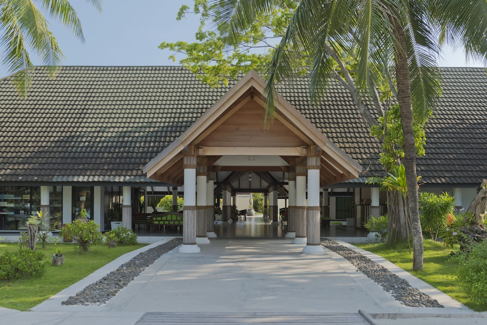 할리데이 아일랜드 리조트 앤드 스파(Holiday Island Resort & Spa) Hotel Image 62 - Hotel Entrance