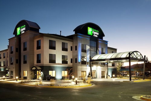 . Holiday Inn Express Hotel & Suites ROCK SPRINGS GREEN RIVER