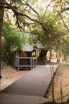 Rhino Post Safari Lodge - Check-in/Check-out Kiosk  - #0