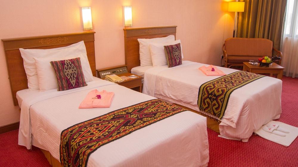 그랜드 컨티넨털, 쿠칭(Grand Continental,Kuching) Hotel Image 20 - Guestroom