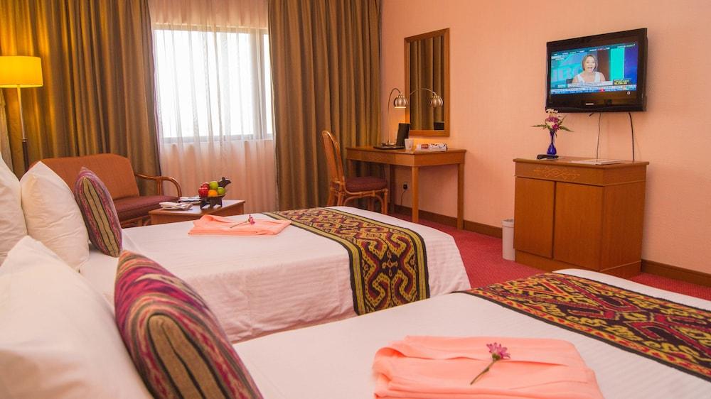 그랜드 컨티넨털, 쿠칭(Grand Continental,Kuching) Hotel Image 21 - Guestroom
