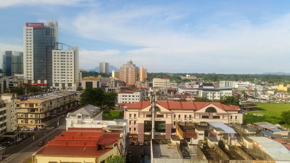 그랜드 컨티넨털, 쿠칭(Grand Continental,Kuching) Hotel Image 79 - View from Hotel