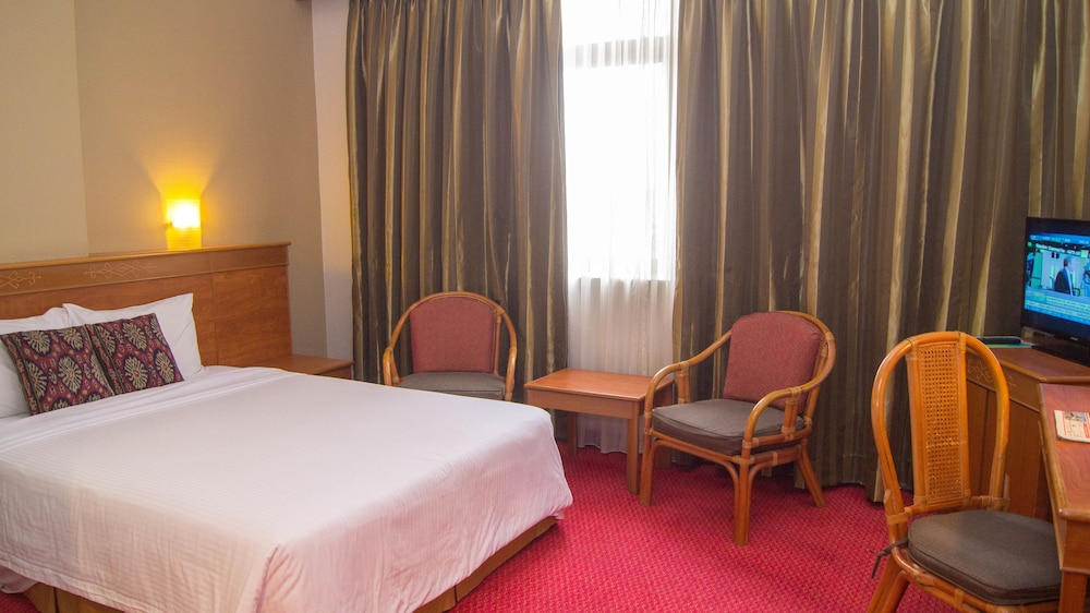 그랜드 컨티넨털, 쿠칭(Grand Continental,Kuching) Hotel Image 17 - Guestroom