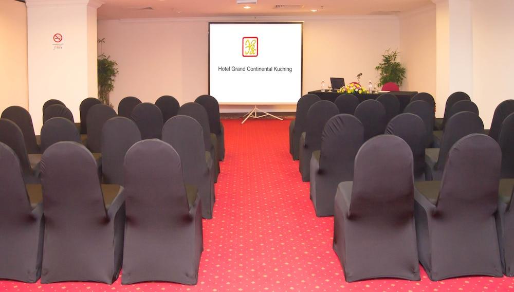 그랜드 컨티넨털, 쿠칭(Grand Continental,Kuching) Hotel Image 70 - Meeting Facility