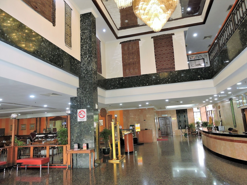 그랜드 컨티넨털, 쿠칭(Grand Continental,Kuching) Hotel Image 1 - Lobby