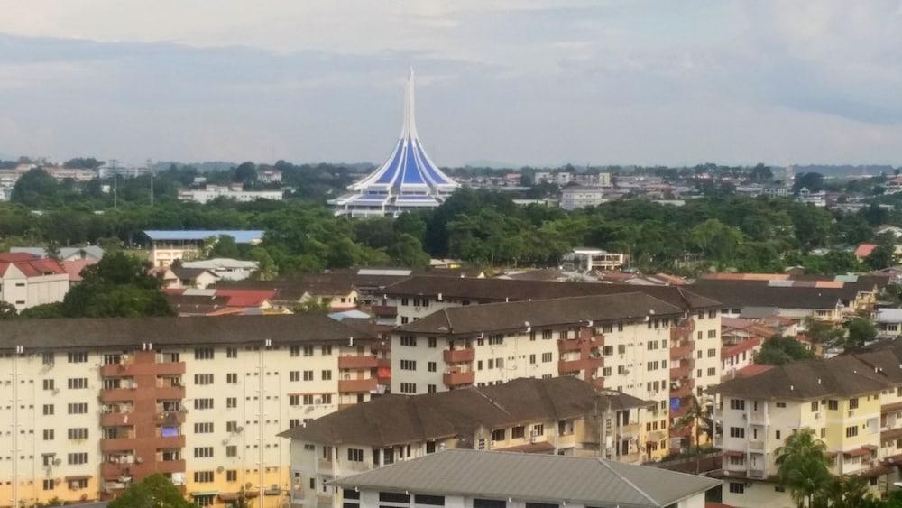 그랜드 컨티넨털, 쿠칭(Grand Continental,Kuching) Hotel Image 80 - View from Hotel