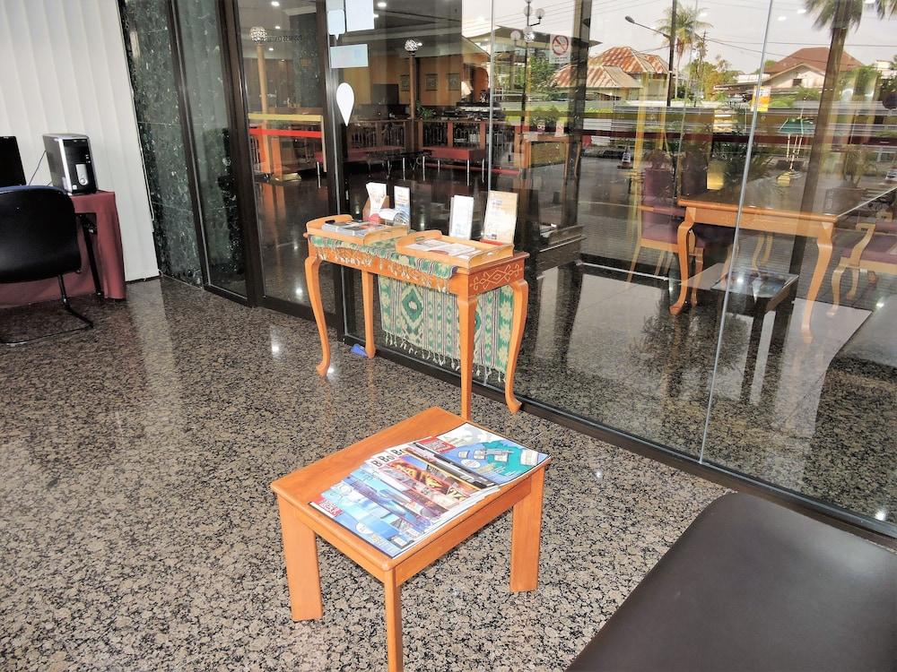그랜드 컨티넨털, 쿠칭(Grand Continental,Kuching) Hotel Image 72 - Business Center
