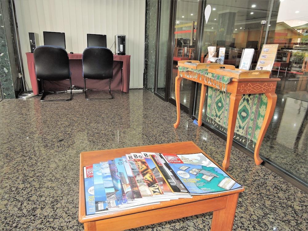 그랜드 컨티넨털, 쿠칭(Grand Continental,Kuching) Hotel Image 73 - Business Center