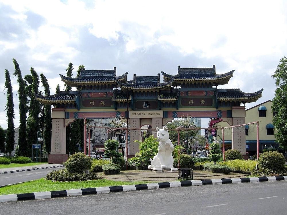 그랜드 컨티넨털, 쿠칭(Grand Continental,Kuching) Hotel Image 3 - Point of Interest