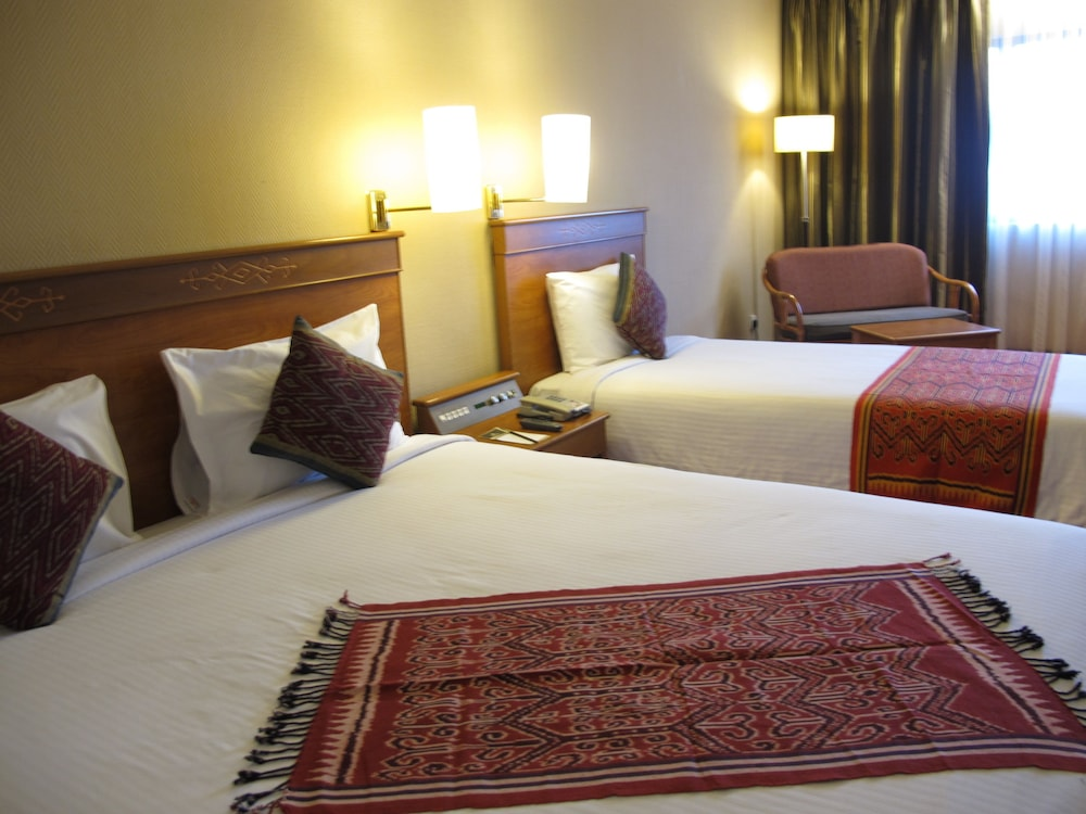 그랜드 컨티넨털, 쿠칭(Grand Continental,Kuching) Hotel Image 13 - Guestroom