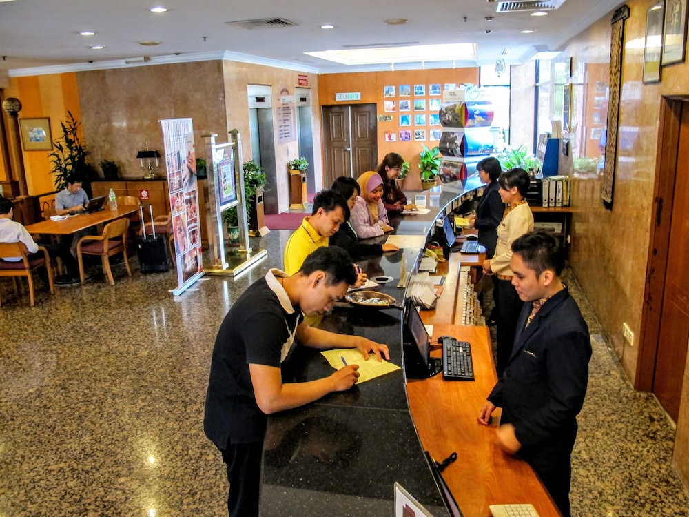그랜드 컨티넨털, 쿠칭(Grand Continental,Kuching) Hotel Image 5 - Reception