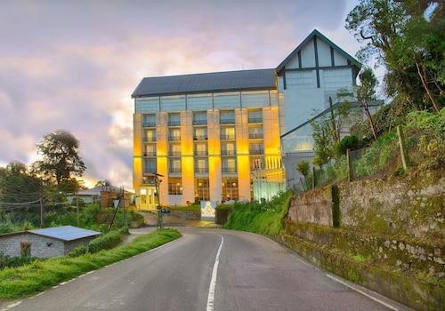 . The Golden Ridge Hotel