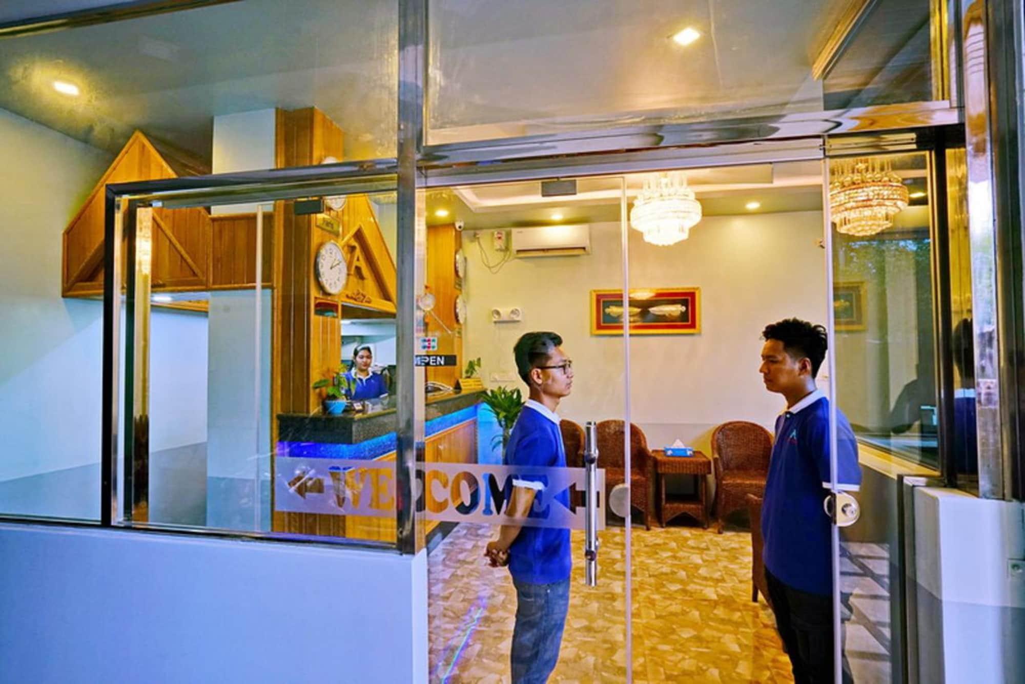 Hotel Aurora, Mandalay