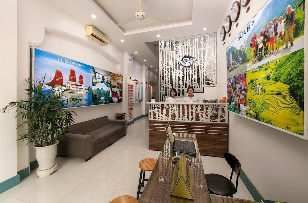Hanoi Backpacker Suite Hostel