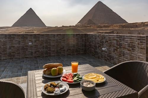 Pyramids Guest House, Unorganized in Al Jizah