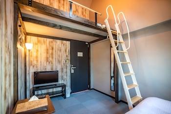 HOTEL BASE NARA - HOSTEL Room