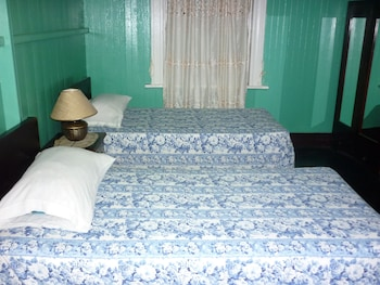 Double Room, Multiple Beds, Non Smoking, Private Bathroom
