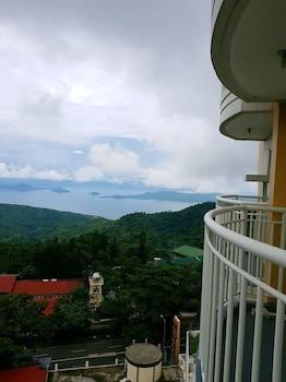 MARK'S CONDO AT TAGAYTAY PRIME View from Property