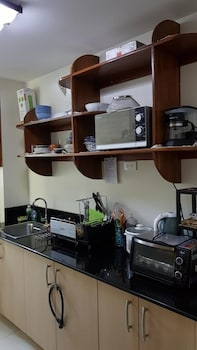 WINDS VACATION UNIT Private Kitchenette