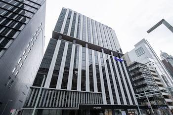 REMM TOKYO KYOBASHI Front of Property