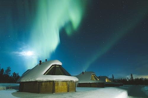 . Levi Northern Lights Huts