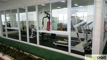 1 BEDROOM CONDO AT VIVALDI RESIDENCE Gym
