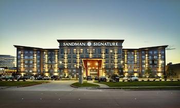 桑德曼簽章普萊諾弗里斯科飯店 Sandman Signature Plano - Frisco Hotel