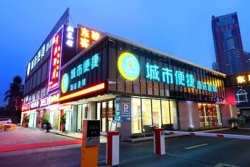 City Comfort Inn Foshan Jiaokou Bus, Foshan