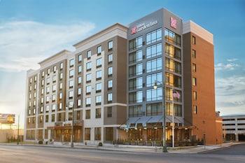 田納西曼菲斯市中心希爾頓花園飯店 Hilton Garden Inn Memphis Downtown TN