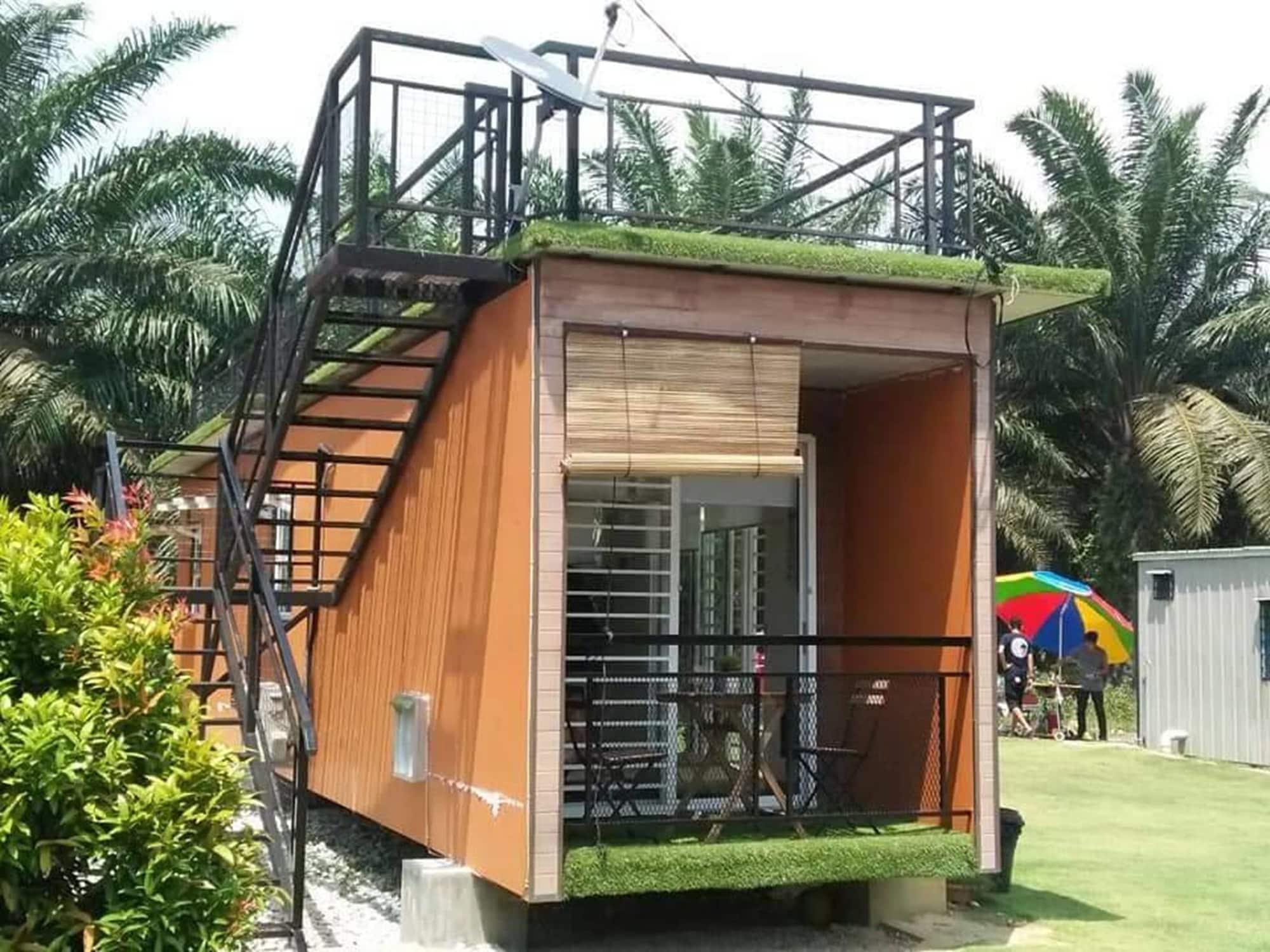 Jeram Tiny House, Kuala Selangor