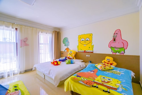Yinyun Parent-Child Theme Inn Shandianhu, Zhangjiakou